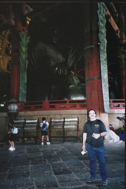 Great Buddha of Nara