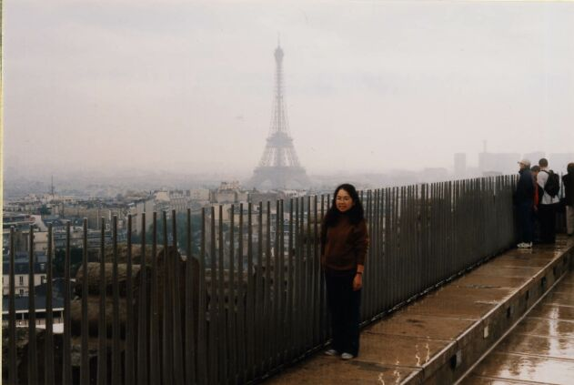 Eifel Tower and Soyoko
